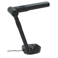 Наст.лампа KD-001  9W распродажа (черный)