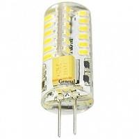 Лампа LED G4 4W 2700  GENERAL