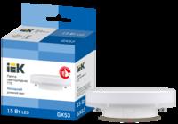 Лампа LED GX53 15W 6500   ИЭК
