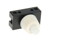 Выключатель-кнопка 2А ON-OFF белый REXANT