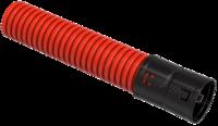 Труба ПНД двустенная  d63мм