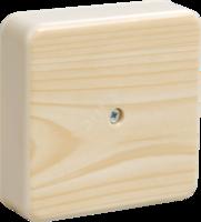 Коробка клем. КМ41219-4 100х100х29 сосна