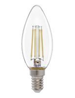 Лампа КЛ-11 4200/Е14 Свеча GENERAL