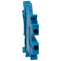 Клемма проходная OPtiClip TB-2,5-I-BU-24A(0,5-4) синий